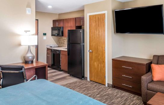 Suite MainStay Suites Edinburg