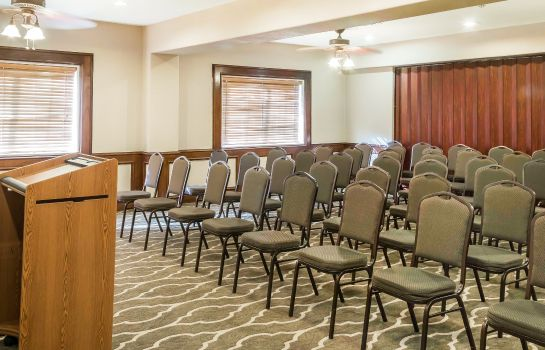 Conference room MainStay Suites Edinburg