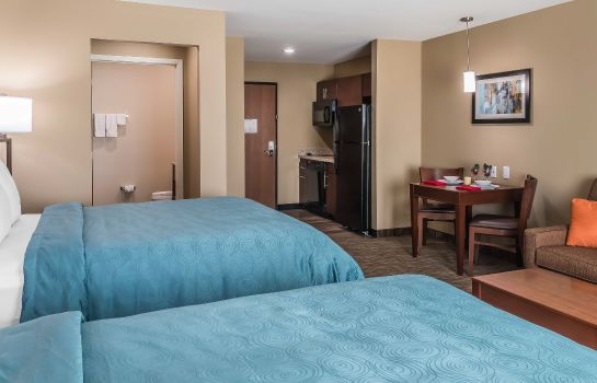 Zimmer MainStay Suites Edinburg