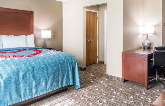 Room MainStay Suites Edinburg