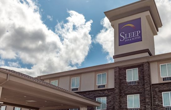 Buitenaanzicht Sleep Inn & Suites Ingleside