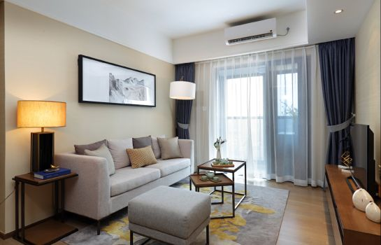 Suite Yuwa Service Apartment Foshan