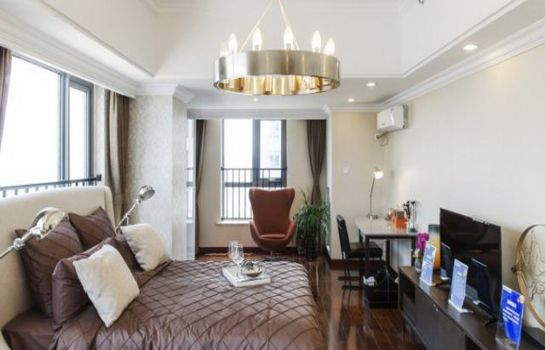 Chambre individuelle (standard) CresAsia Livings Changzhou