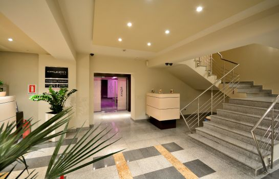 Reception Hotel Campus