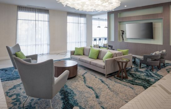 Hol hotelowy Holiday Inn Express & Suites ORLANDO AT SEAWORLD
