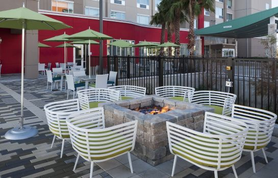 Hotelhalle Holiday Inn Express & Suites ORLANDO AT SEAWORLD