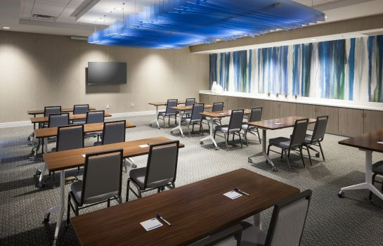 Sala de reuniones Holiday Inn Express & Suites ORLANDO AT SEAWORLD