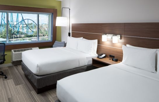 Kamers Holiday Inn Express & Suites ORLANDO AT SEAWORLD