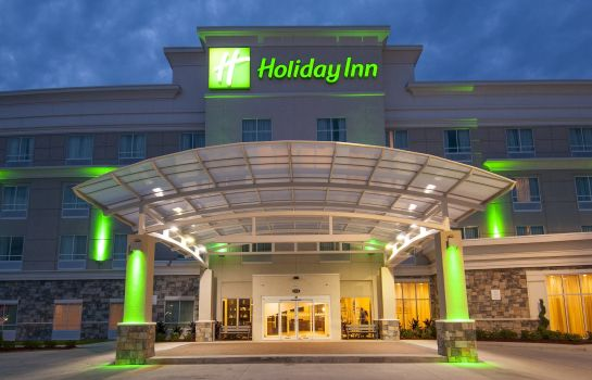 Außenansicht Holiday Inn NEW ORLEANS AIRPORT NORTH