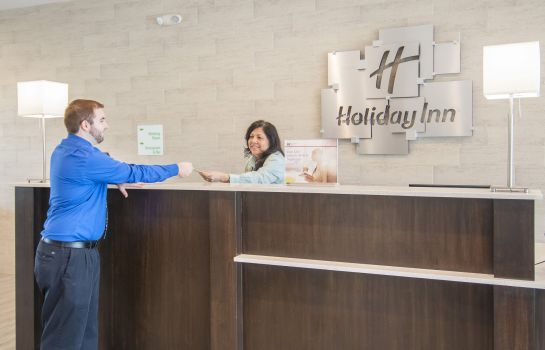 Vestíbulo del hotel Holiday Inn NEW ORLEANS AIRPORT NORTH