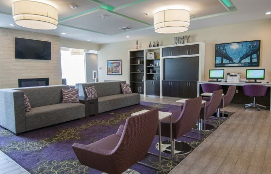 Hol hotelowy Holiday Inn NEW ORLEANS AIRPORT NORTH