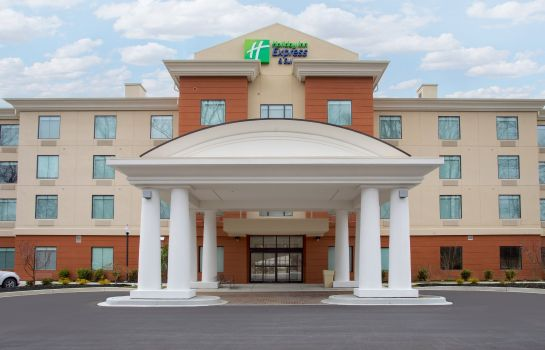 Vista exterior Holiday Inn Express & Suites OWINGS MILLS-BALTIMORE AREA