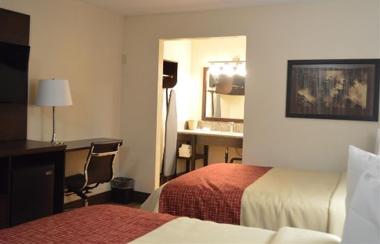 Chambre Red Roof Suites Sacramento North