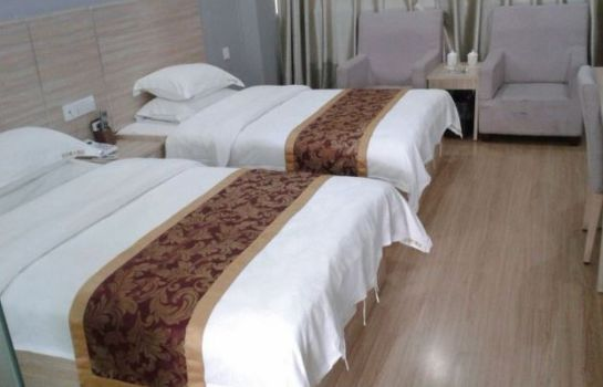Double room (standard) Dongyangxi Hotel (Chinese Only)