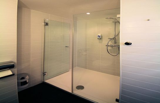 Bagno in camera Star Inn Hotel Premium Hannover by Quality