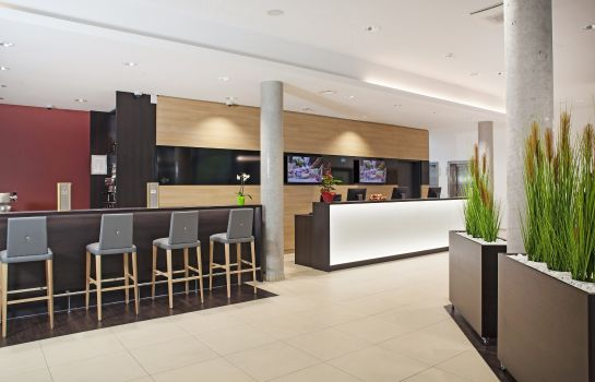 Hotelhalle Star Inn Hotel Premium Hannover by Quality