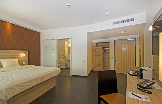 Zimmer Star Inn Hotel Premium Hannover by Quality