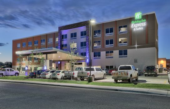 Vista esterna Holiday Inn Express & Suites ROSWELL