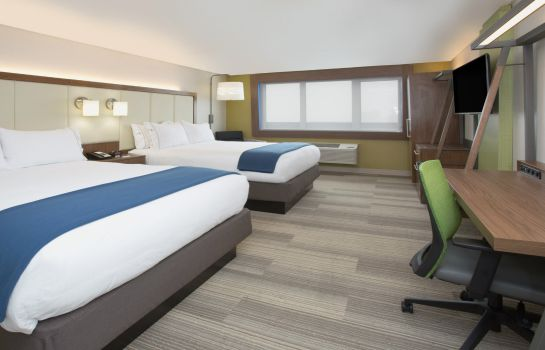 Zimmer Holiday Inn Express & Suites ROSWELL