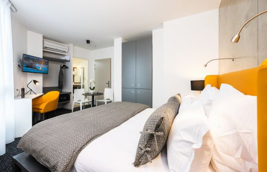 Junior Suite Teneo Apparthotel Talence Espeleta