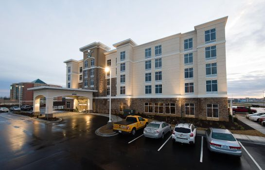 Buitenaanzicht Homewood Suites by Hilton Concord Charlotte