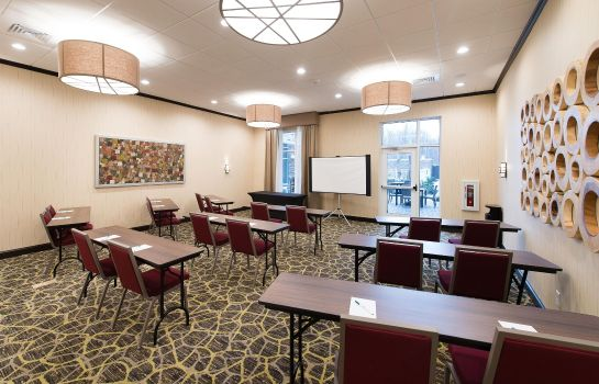 Conference room Homewood Suites by Hilton Concord Charlotte