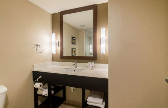 Suite Comfort Suites Airport on Meridian