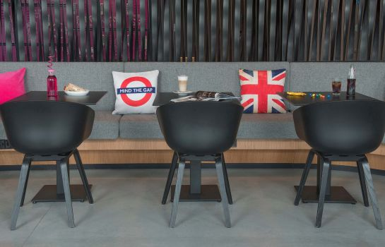 Restaurante MOXY London Excel