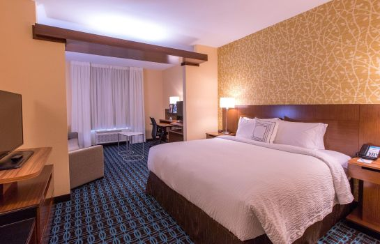 Zimmer Fairfield Inn & Suites Atlanta Acworth