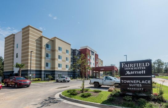 Außenansicht Fairfield Inn & Suites Mobile Saraland