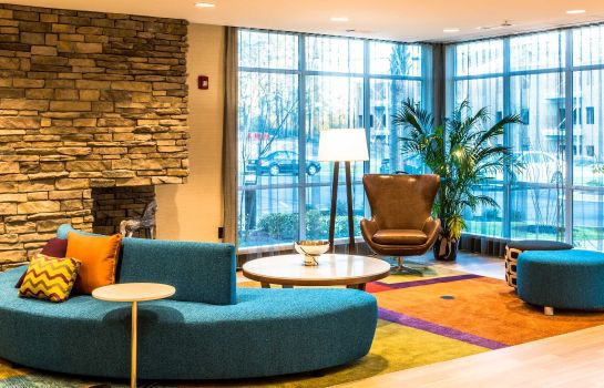 Hotelhalle Fairfield Inn & Suites Mobile Saraland