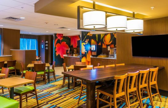 Restaurant Fairfield Inn & Suites Mobile Saraland