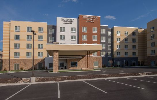 Vista esterna Fairfield Inn & Suites Altoona