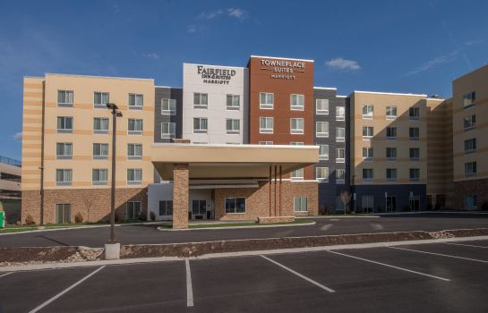 Exterior view Fairfield Inn & Suites Altoona
