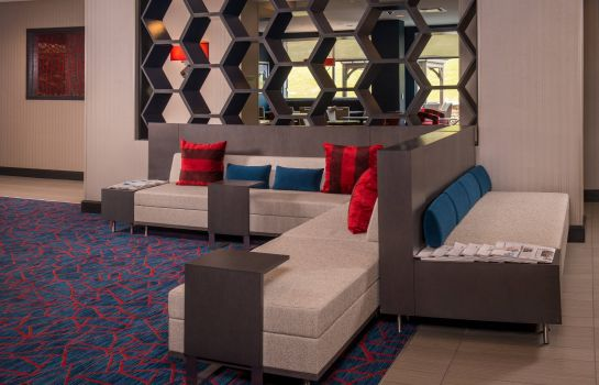 Lobby Fairfield Inn & Suites Altoona