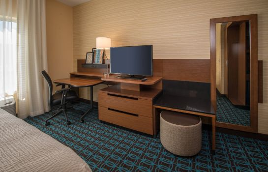 Room Fairfield Inn & Suites Altoona