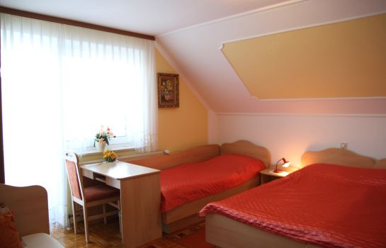 Chambre quadruple Rooms&Apartments Jana
