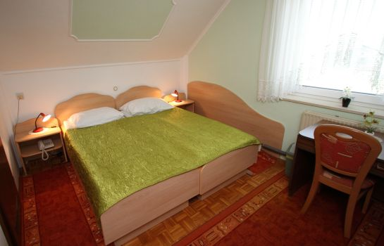 Chambre double (standard) Rooms&Apartments Jana