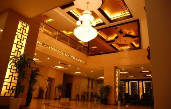 Hol hotelowy Jasper International Hotel