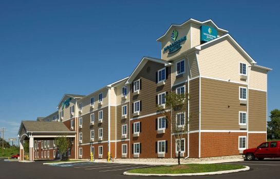 Vista esterna WOODSPRING SUITES ALLENTOWN