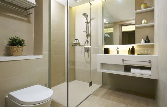 Bathroom Oasia Residence Singapore