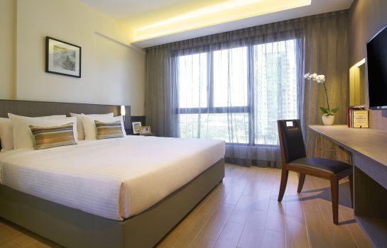 Single room (superior) Oasia Residence Singapore