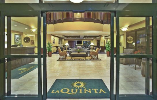 Lobby La Quinta Inn Ste Mt. Laurel - Philly