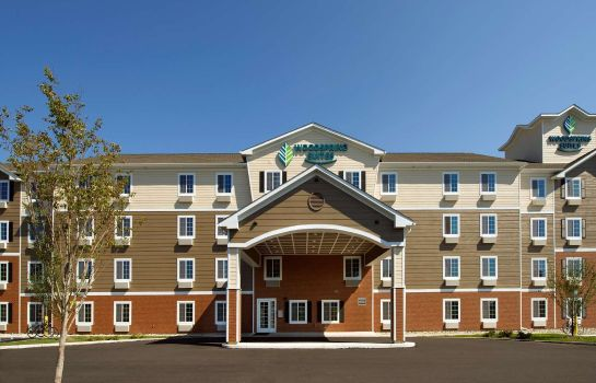Buitenaanzicht WOODSPRING SUITES ALLENTOWN