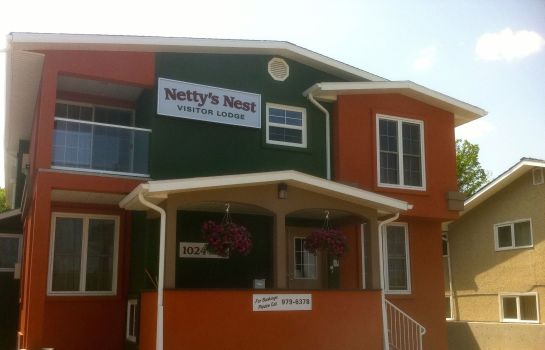 Vista exterior NETTYS NEST VISITOR LODGE