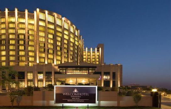 Vista exterior WelcomHotel Dwarka New Delhi