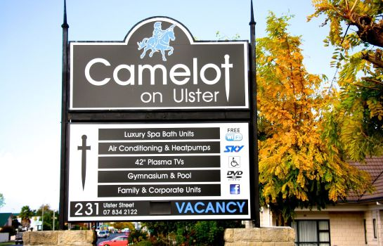 Exterior view CAMELOT ON ULSTER