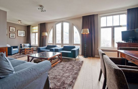 Camera SHORT STAY GROUP LEIDSESQUARE LUXURY APT