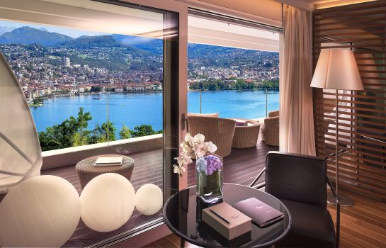 Suite THE VIEW Lugano