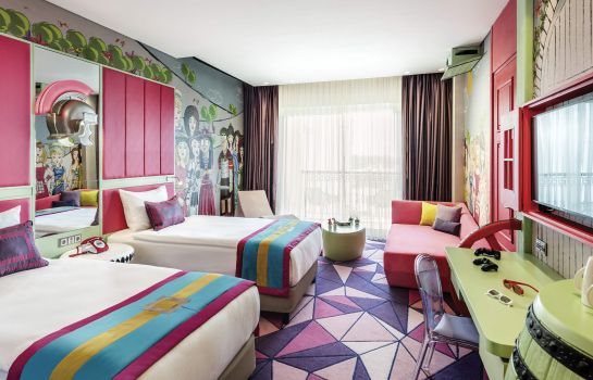 Room RIXOS THE LAND OF LEGENDS Theme Park